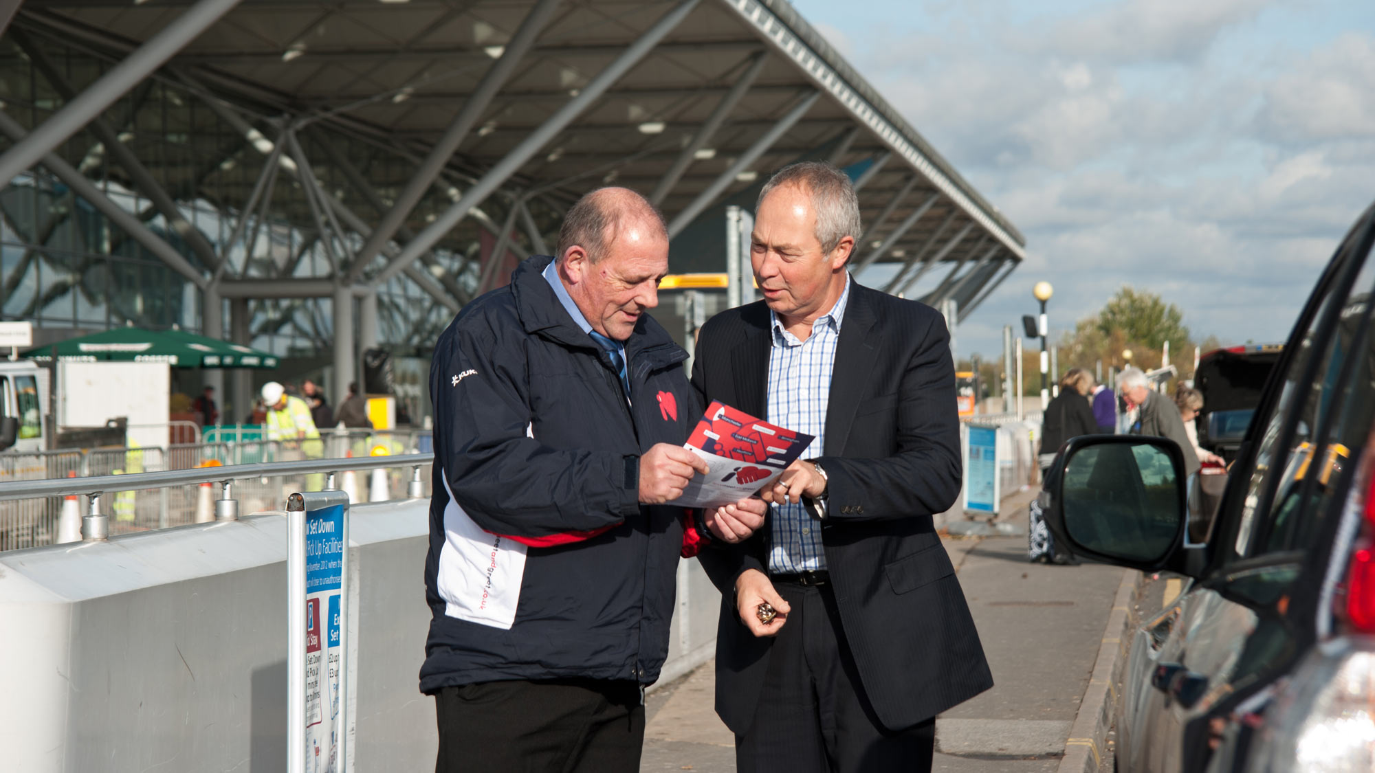 Stansted launch i love i love meet and greet parking the most experienced operator in the uk has launched at stansted airport the stansted operation will be led by jim betchley m4hsunfo