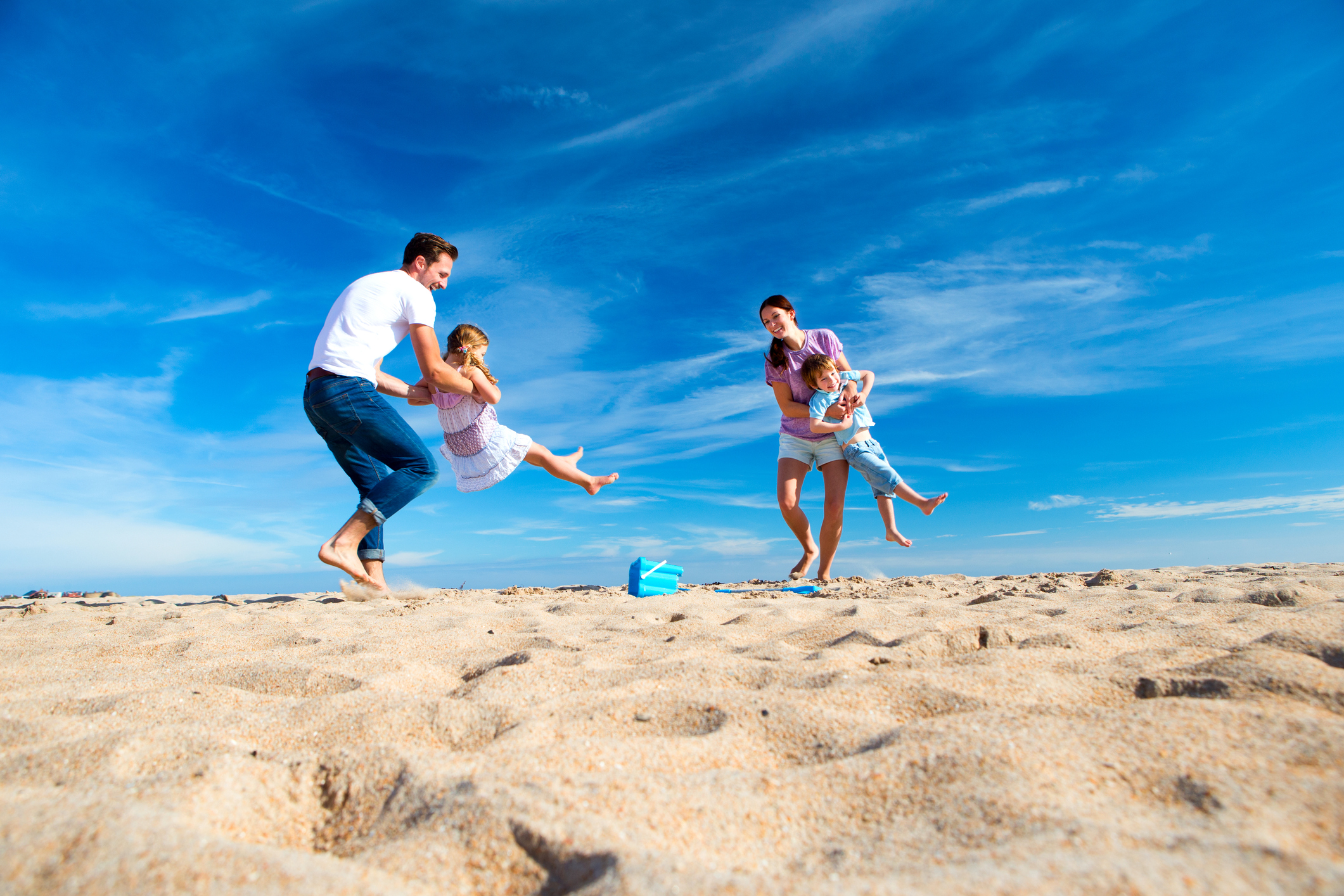 Making memories: How to have the best family holiday
