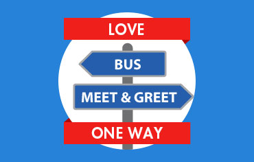One way meet and greet - park and deliver