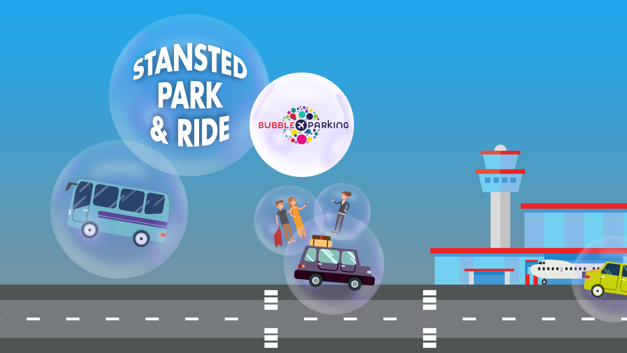 Bubble Park and Ride