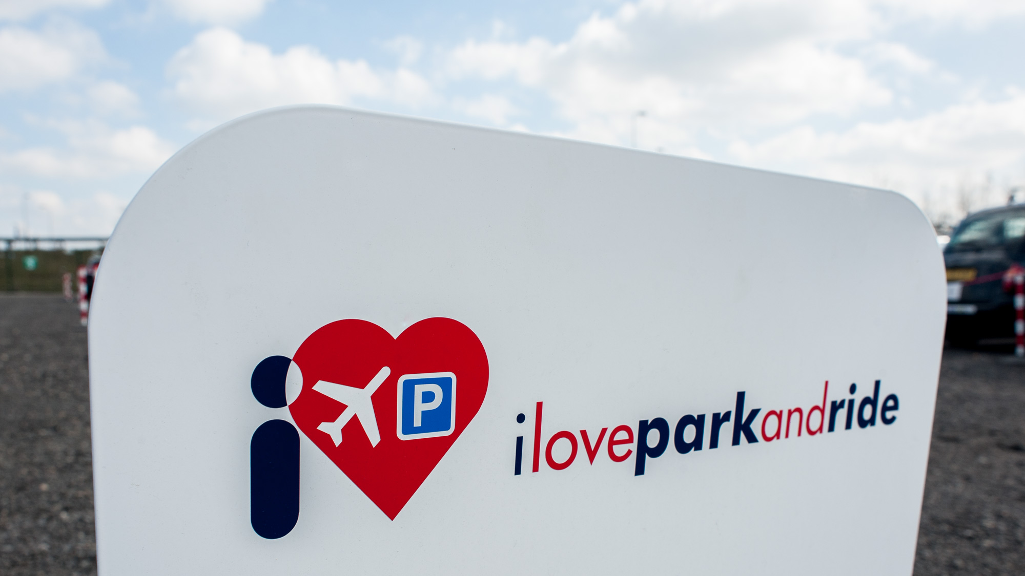 Park And Ride I Love Park And Ride Stansted