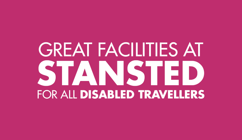 disabled travellers at Gatwick